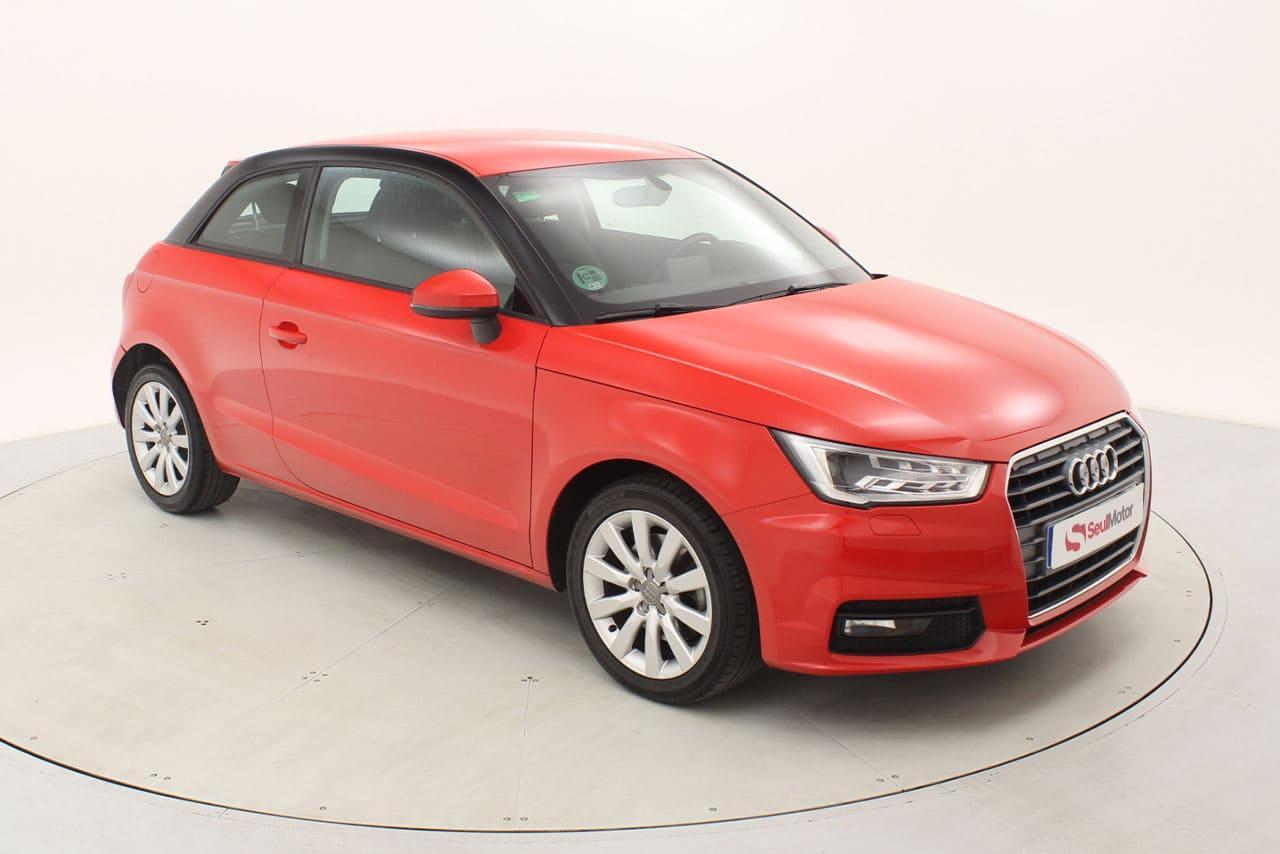 Audi A1 Attraction 1.6 TDI 116 3p