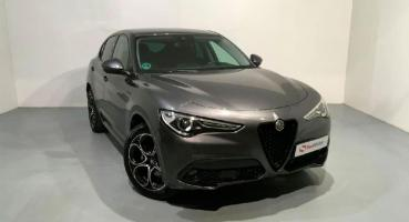 Alfa Romeo Stelvio 2.2 Executive AWD Aut. 280 5p