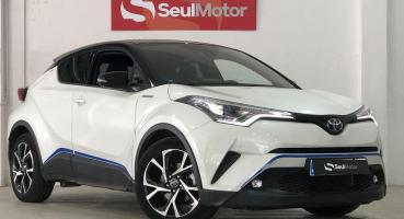 Toyota C-HR Advance 125H 122 5p