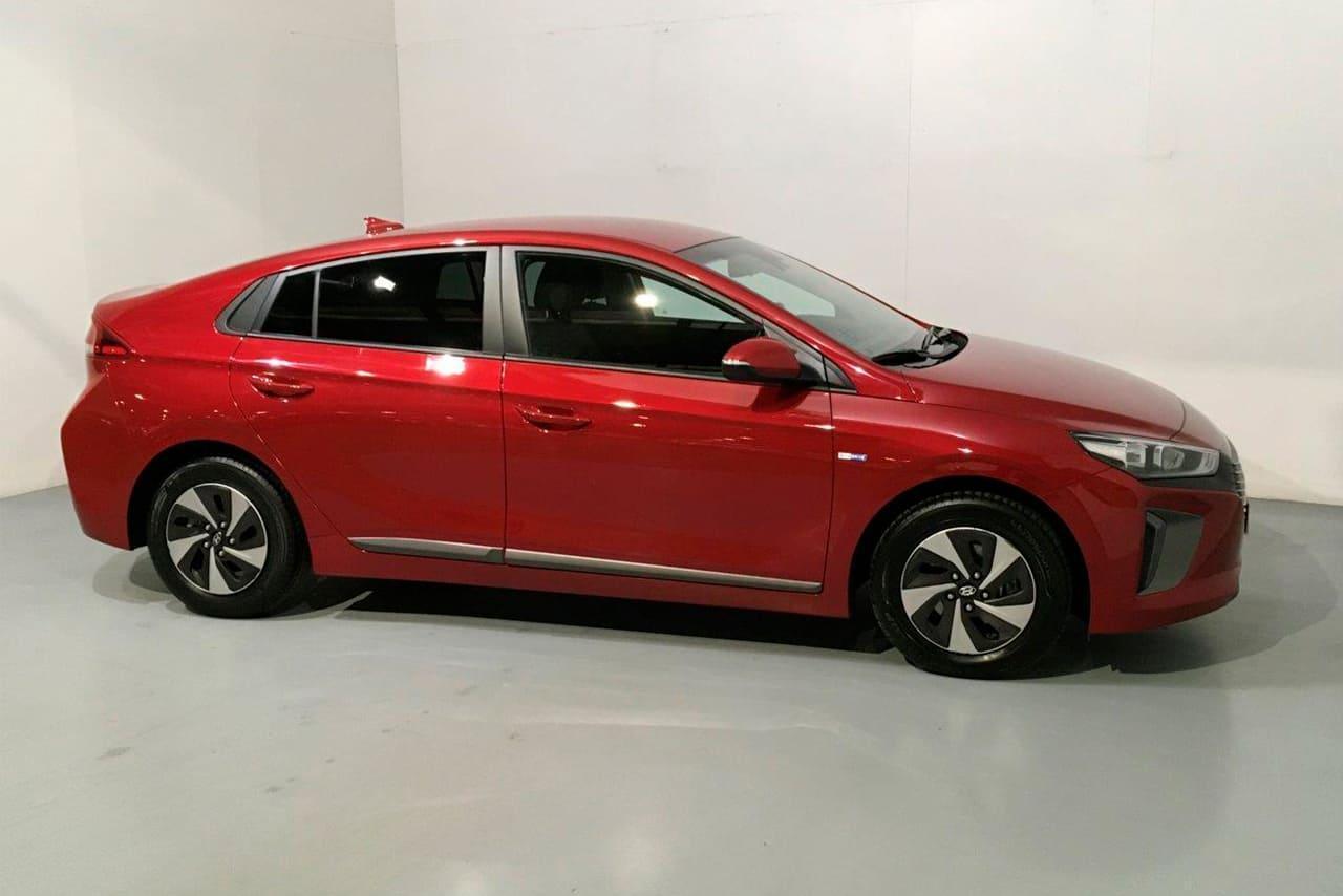 Hyundai Ioniq HEV 1.6 GDI Klass 141 5p