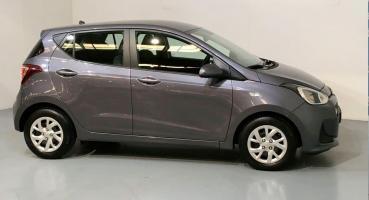 Hyundai i10 1.0 MPI Klass 5p