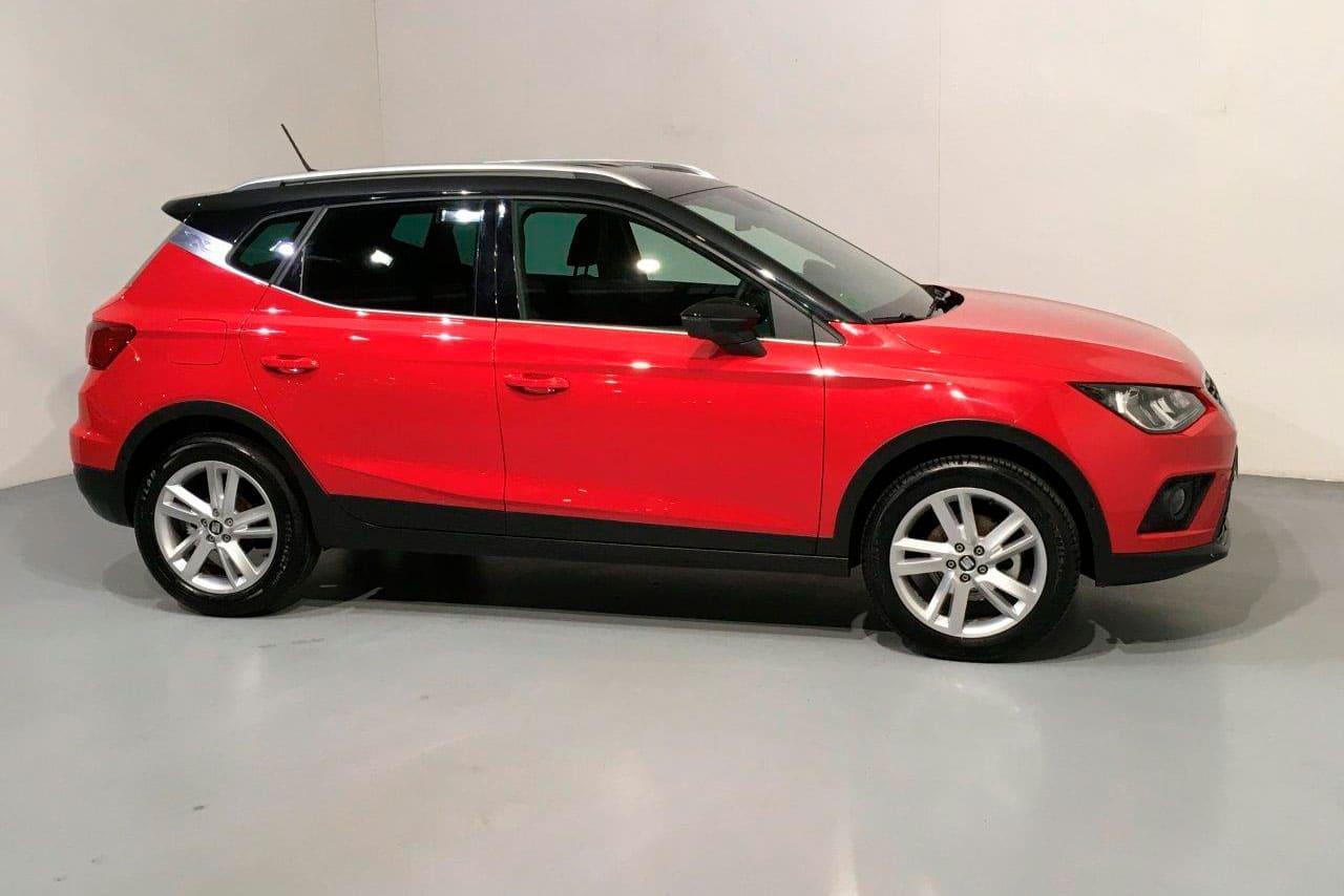SEAT Arona 1.0 FR TSI Ecomotive S&S 115 5p