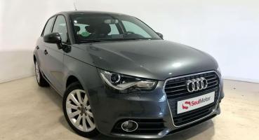 Audi A1 Attraction 1.6 TDI 116 5p